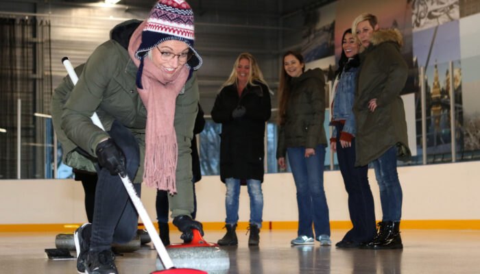 IJsbaan De Meent curling