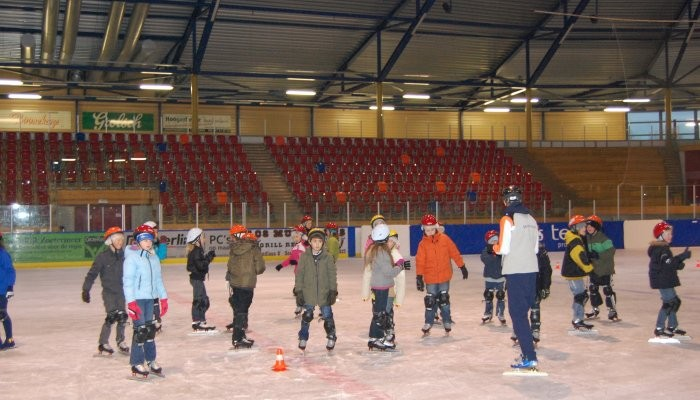 Silverdome schaatslessen